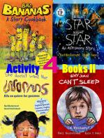 4 Activity Books Vol. II