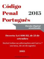 Código Penal Português (2015)