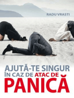 Ajută-te singur în caz de atac de panică