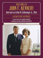 Viața mea cu John F. Kennedy. Interviuri cu Arthur M. S