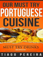 Our Must Try Portuguese Cuisine