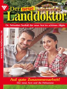 Der neue Landdoktor 1 – Arztroman: Auf gute Zusammenarbeit!