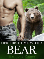 Her First Time With A Bear (Shifters of Spellholm Forest - The Bears, #1)