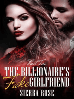 The Billionaire's Fake Girlfriend (The Billionaire Saga, #2)