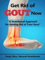 Get Rid Of Gout Now