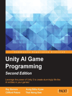Unity AI Game Programming - Second Edition