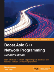 Boost Asio C++ Network Programming - Second Edition by Anggoro Wisnu and  Torjo John - Read Online