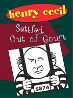 Settled Out Of Court