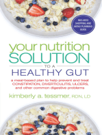 Your Nutrition Solution to a Healthy Gut