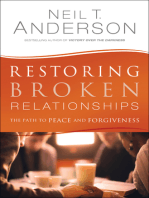 Restoring Broken Relationships