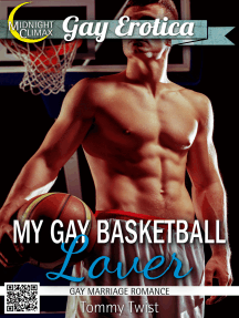 My Gay Basketball Lover (Gay Marriage Romance)