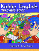 Kiddie English: Teachers Book
