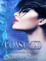 Consumed (Netherworld Book III)