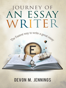 Journey of an Essay Writer