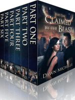 Claimed by the Beast - Bundle