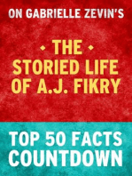 The Storied Life of A.J. Fikry - Top 50 Facts Countdown