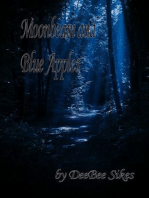 Moonbeam and Blue Apples
