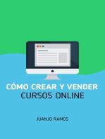 Cómo crear y vender cursos online