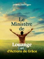 Le Ministère de Louange et D' Actions de Grâces