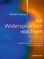Norbert Copray, An Widersprüchen wachsen