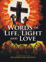Words of Life, Light and Love