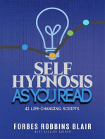 Self Hypnosis As You Read