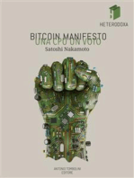 Bitcoin Manifesto