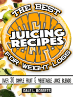 The Best Juicing Recipes for Weight Loss