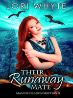 Their Runaway Mate: Mannix Dragon Shifters, #1