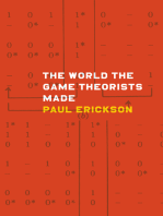 The World the Game Theorists Made