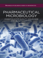 Pharmaceutical Microbiology: Essentials for Quality Assurance and Quality Control