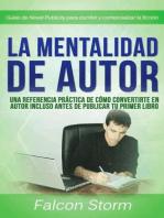 La mentalidad de autor