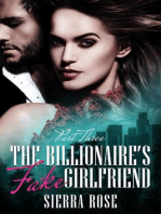 The Billionaire's Fake Girlfriend (The Billionaire Saga, #3)
