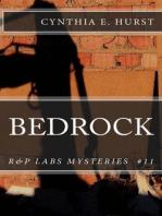 Bedrock (R&P Labs Mysteries, #11)
