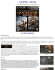 God of War Collection Free download PDF and Read online