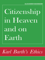 Citizenship in Heaven and on Earth