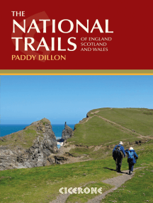 The National Trails: 19 Long-Distance Routes through England, Scotland and Wales