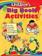 Children's Big Book of Activities