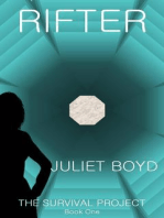 Rifter (The Survival Project Duology, #1)