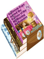 The Missing Hamster and Other Cases (A 3 Mystery Collection Boxed Set)