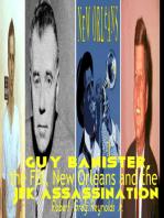 Guy Banister, the FBI, New Orleans and the JFK Assassination
