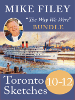 Mike Filey's Toronto Sketches, Books 10–12