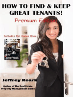 How To Find & Keep Great Tenants