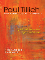 Paul Tillich and Pentecostal Theology