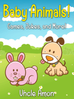 Baby Animals! Games, Jokes, and More!