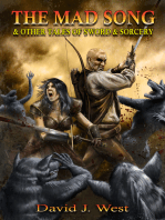 The Mad Song and Other Tales of Sword & Sorcery