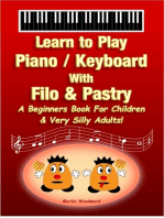 Learn to Play Piano / Keyboard with Filo & Pastry