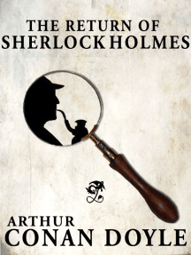 The Return of Sherlock Holmes: Sherlock Holmes #6