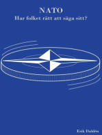 NATO Har folket rätt att säga sitt?