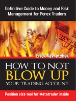 How To Not Blow Up Your Trading Account